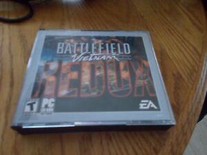 BATTLEFIELD VIETNAM REDUX 4 DISC VIDEO GAME