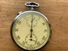 15 Jewel Stop Watch Ed. Heuer & Co. Switzerland