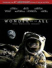 The Wonder Of It All  40TH ANNIVERSARY MAN'S 1ST STEP ON MOON R4 DVD AS NEW RARE