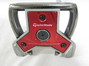 """Used RH Taylormade Daddy Long Legs + 35"""" Putter"""