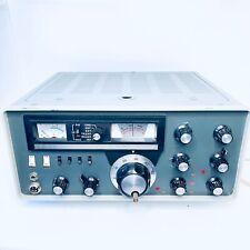 Yaesu FT-101B SSB Transceiver FT101B Ham Amateur Radio Spares Repair + AC cable