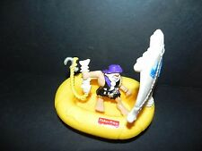 FISHER PRICE ~ GREAT ADVENTURES PIRATE LOST at SEA - FREE SHIPPING!
