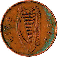 1942 ONE PENNY EIRE / IRELAND      #WT780