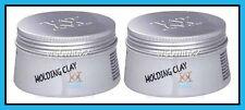 2pcs VIFA Molding Clay matt hair styling 115ml mat matte messed up texture