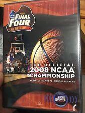 Basketball - 2008 NCAA Championship brand NEW/sealed region 1 DVD (sports)