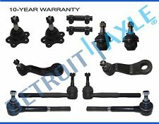 New 12pc Front Suspension Kit for Chevrolet and GMC Trucks 4x4 / 4WD / AWD