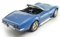 1 1969 69 Corvette Stingray Chevrolet Chevy Built Sport Race Car Promo 24 Model