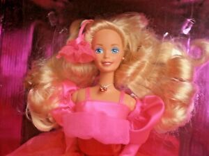 VINTAGE MATTEL BARBIE DOLL-PARTY SENSATION-SPECIAL EDITION -YOU'RE INVITED-1990!