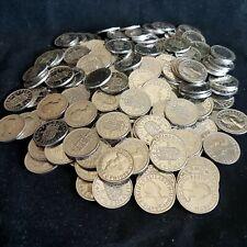 SHILLING Coins - English & Scottish - Clean Shiny - Best Quality - Bulk Job Lot