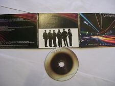 CLARENCE KING & THE REGENTS Night Lights – 2009 UK CD – Jazz, Blues – V RARE!