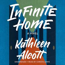 Infinite Home Audio CD – August 4, 2015 by Kathleen Alcott (Author)