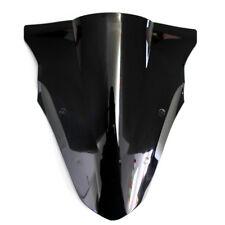 Black Windshield For Kawasaki NINJA 650 ER6F 2012 2013 2014 2015 2016 Windscreen