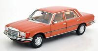 Norev 1/18 Scale 183459 - 1976 Mercedes Benz 450 SEL 6.9 - Metallic Orange