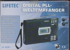 Lifetec Weltempfänger LT9091