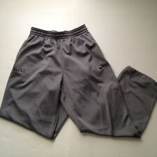 Nike Elite Therma Fit Pants XL Mens Fleece Lined Sweatpants Joggers Fitness Gray