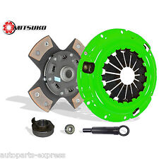 MITSUKO STAGE 3 CLUTCH KIT fits 93-02 FORD PROBE GT MAZDA MX-6 MX-3 1.8L 2.5L V6
