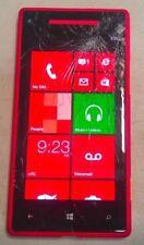 HTC 8X Windows Phone 16GB Red (Verizon) FULLY FUNCTIONAL, READ BELOW