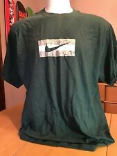 Vintage 1990's Nike White Tag Shirt Made In Usa Xl