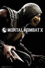 Mortal Kombat x POSTER (61x91cm) Picture Print New Art