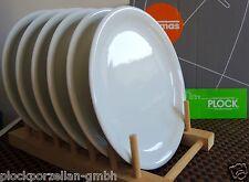 THOMAS Trend weiß 6 x Frühstücksteller 20 cm Porzellan Teller Set weiss 10220