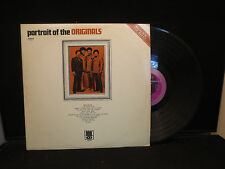 The Originals - Portrait of the Originals on Soul SS724 STEREO