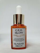 Sunday Riley C.E.O Glow Vitamin C + Turmeric Face Oil 15ml