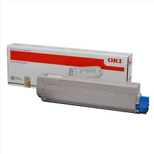 OKI 44844508 (Yield: 10,000 Pages) Black Toner Cartridge