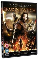 Season Of The Witch - Sealed NEW DVD - Nicolas Cage