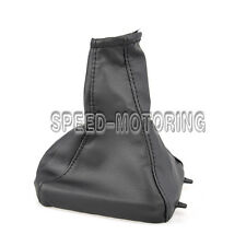 Leather Gear Shift Stick Gaiter Boot fit for OPEL ASTRA II G 98-10 ZAFIRA  99-06