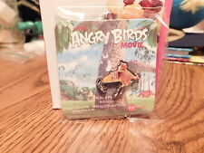 """AMC Theatres """"Angry Birds"""" Yellow Bird Promotional Pin SEALED"""