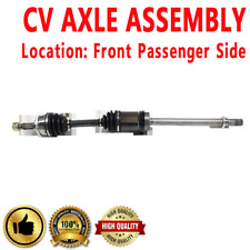 FRONT RIGHT Passenger Side CV Axle Drive For I30,I35 MAXIMA