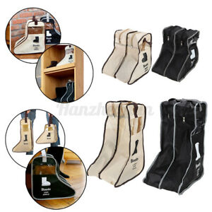 Long Boot Shoe Storage Bag Protector Organizer Dustproof Folding Container