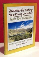 Steelhead Fly Fishing Nez Perce Country by Dan Landeen-Limited-Signed-1/ 100-2006