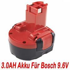 9.6V 3.0AH Akku für Bosch BAT048 2607335524 2607335461 PSR PAG 960 260700180