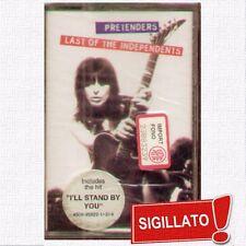 "PRETENDERS "" LAST OF THE INDEPENDENTS "" MUSICASSETTA SIGILLATA  K7  (MC)"
