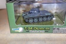 DRAGON ARMOR 1:72 T-34.76 MOD 1941 GERMAN ARMY   60151