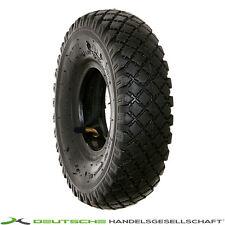 Reifen / Decke + Schlauch Set Neu 3.00-4 260x85 Sackkarrenreifen Mantel 4 PR