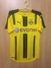 BORUSSIA DORTMUND GERMANY 2016/2017 HOME FOOTBALL SHIRT JERSEY TRIKOT PUMA