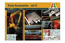ITALERI 3854 1/24 Accessoires Camions – Truck Accessories II
