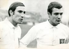 Rugby, Jean-Michel Capendeguy et André Campaes  , Vintage PrintLes 2 ailiers d