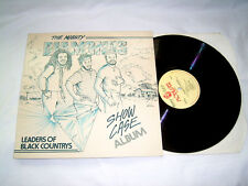 LP - Mighty Diamonds Leaders of Black Countrys - UK 1983 Show Case # cleaned