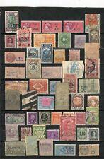 Lot de timbres fiscaux ? tous différents