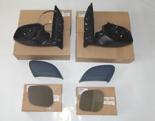 NEW GENUINE VW CADDY LIFE REAR VIEW MIRROR COMPLETE SET