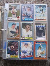 1949-1990's Yankees Card Collection. EVERY Yankee Player. 1000+ cards