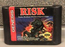 Risk | Sega Genesis | Loose | Tested