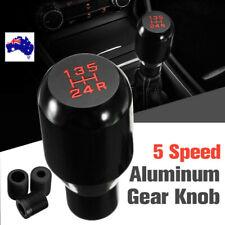 1X Universal MT Manual 5 Speed Car Gear Stick Shift Knob Shifter JDM Aluminum