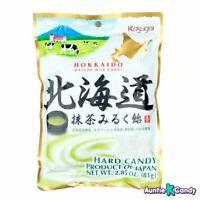 Kasugai Japan Hokkaido Matcha Green Tea Milk Hard Candy