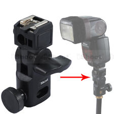 Hot Shoe Mount Flash Bracket/Umbrella Holder for Canon 550EX/540EZ/420EZ/380EX