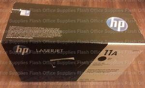 GENUINE HP 11A Q6511A Black Toner 2410 2420 2430 VAT INCLUDED FASTPOST
