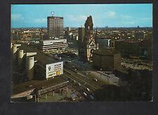 BERLIN (ALLEMAGNE) TOURS MERCEDES & Siége BERLIN SPIELT LOTTO, EGLISE début 1970